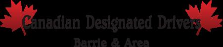 Canadian Designated Drivers Logo